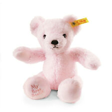 My First Steiff Teddy Bear in Pink with Gift Box - EAN 664717