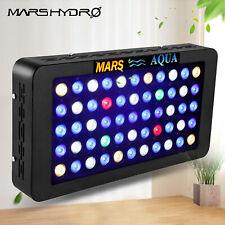 Mars Aqua 165W Dimmable LED Aquarium Light Full Spectrum Reef Fish Tank Lighting