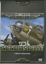 THE MEMPHIS BELLE HISTORY OF AVIATION DVD - A STORY OF A FLYING FORTRESS