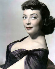 """MARIE WINDSOR HOLLYWOOD ACTRESS B MOVIE STAR 8x10"""" HAND COLOR TINTED PHOTOGRAPH"""
