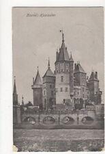 Kasteel Haarzuilen 1910 Netherlands Vintage Postcard 227a