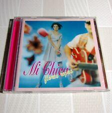 Mi Chica - Flores Rojas 1995 GERMANY CD #O04