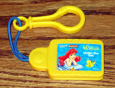 Disney Tunes THE LITTLE MERMAID kid clips  ~  Under The Sea ~ lots of clips!