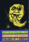 Pierre Alechinsky Original Back Cover Silkscreen Limited One Cent Life 1964 Rare