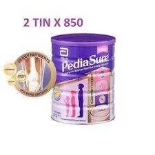 Pediasure Complete Milk Nutrition Powder CHOCOLATE for Kids 850G x 2TIN