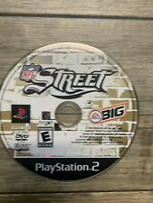 NFL Street 2004 PlayStation 2 PS2  Football Video Game EA Sports BIG (DISC ONLY)