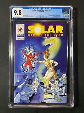 Solar, Man of the Atom #8 CGC 9.8 (1992) - 1st appearance of Kama