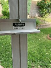 Artist Easel, Aluminum, Lightweight and Fully Adjustable! Local Pickup Only!