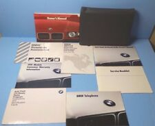 91 1991 BMW 325i/3 Series owners manual
