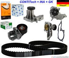 CONTI CT881 Zahnriemen+INA S.Rolle+WAPU GK FORD PUMA EC 1.7 16V, 92 KW 125PS