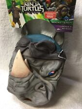 Adult Teenage Mutant Ninja Turtles Rocksteady 3/4 Mask Costume Cosplay Rhino
