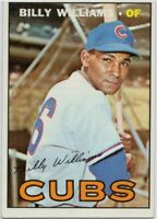 1967 Topps #315 Billy Williams EX-EXMT+ Chicago Cubs FREE SHIPPING