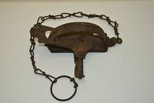 Vintage Victor Oneida Community N.Y USA No. 3 Jump Animal Trap
