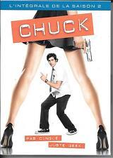 COFFRET 6 DVD ZONE 2--SERIE TV--CHUCK--INTEGRALE SAISON 2