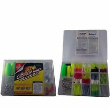 Leland Lures Crappie Magnet Best of Best 115-Piece Kit