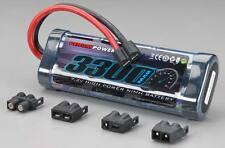 Venom 1540 NiMH 6-Cell 7.2V 3300mAh Stick Battery Pack: Traxxas Slash 4X4