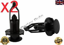 2pcs Bumper Cover Rivets/Retainers/Clips (52161-02020) for Lexus Toyota