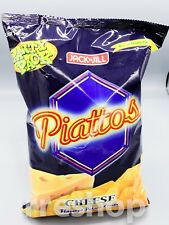 Jack n Jill Piattos Cheese Flavored Potato Crisp 7.48 oz - Lot of 2