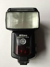 Nikon speedlight sb-28 Flash con la bolsa Shoe Mount Flash for SLR w/Case