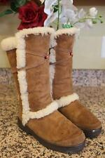 UGG 5359 Nightfall Made in New Zealand Chestnut Boots Size 6 W (ugg100