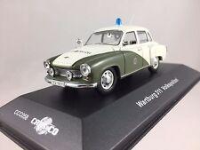 1 43 IXO Wartburg 311 Volkspolizei 501897