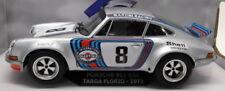 Voitures de courses miniatures moulé sous pression pour Porsche 1:18