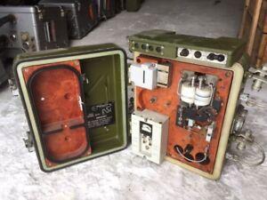 GSA 12 ADVANCED RUSSIAN MILITARY AUTOMATIC NERVE AGENTS GAS DETECTOR ГСА-12