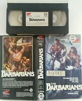The Barbarians (VHS - Cannon) Usato