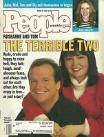 People Magazine March 29 1993 Roseanne Barr Tom Arnold Bill Bixby Brooks & Dunn