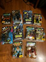 McFarlane Toys Spawn Lot Of 10 Action Figures