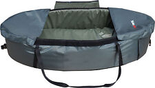 Deluxe Oval Protector Carp Cradle with Kneeling Mat, Carp Care, RRP £49 FREE P&P
