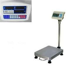 Platform Price Computing Weight Scale with LCD Display - 300kg Max Weight