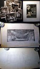 1960 LLOYD NOLAN ALFRED RYDER BROADWAY SHOW ONE MORE RIVER TONY AWARD