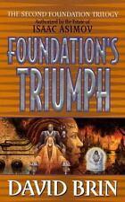 Foundation's Triumph (Second Foundation Trilogy)-ExLibrary