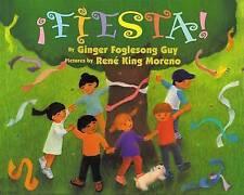 Fiesta! Board Book-ExLibrary