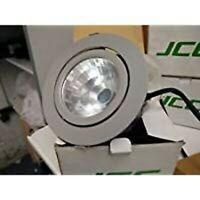 JJC Lighting JC16055 Isola Range Metal Wall Ceiling Light Narrow Beam White