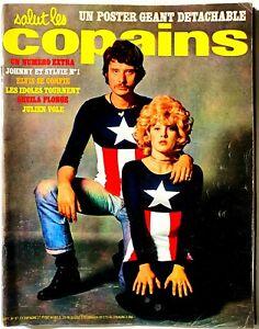 SALUT LES COPAINS N° 97 (09/1970) AVEC TOUTES LES STARS DES 60'S & 70'S [ABE]