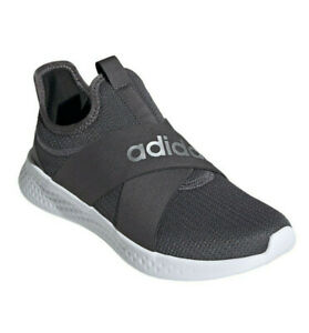 Women Adidas PureMotion Adapt Running Shoes Slip-on Lightweight Sneaker NEW