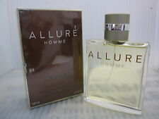 ALLURE HOMME CHANEL 3.4 FL oz / 100 ML Eau De Toilette Spray Sealed Box