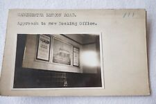 More details for c1920s lner manchester london road station railway photo & negative publicity 10