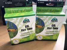 2 Jungle Laboratories Co2 Fizz Tabs 16 Tablet Package For Aquarium Plants