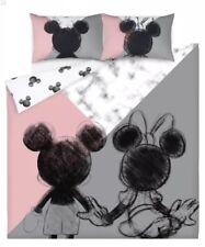 Lenzuola Matrimoniali Mickey Mouse.Lenzuola Matrimoniali Minnie E Topolino Acquisti Online Su Ebay
