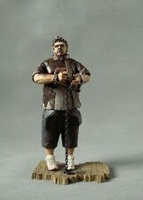 "SHAUN OF THE DEAD/ ZOMBIE ED 18 CM- ACTION FIGURE 7"" RESIDENT EVIL"