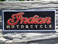 ECUSSON PATCH THERMOCOLLANT aufnaher toppa INDIAN motorcycle victory polaris