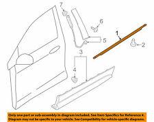 OEM Ford Edge Window Molding Weatherstrip Passenger Side 2015-19  FT4Z5821452D