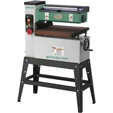 """G0458 Grizzly 18"""", 1-1/2 HP Single-Phase Open End Drum Sander"""