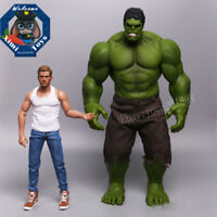 in-Stock items 1/6th FIGURE / NEW Avengers Alliance Hulk Model Large Size 42cm