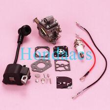 Ignition coil Carburetor Carb Repair Kit for STIHL 017 MS170 018 MS180 Saws