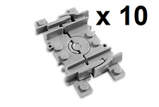 NEW GENUINE LEGO RC 10x Flexible Train Tracks 7938 7939 7499 8867 3677 88492c00