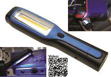 Highpower-LED Multfunktions AKKU Taschenlampe Lampe 160 Lumen Leuchte IP63 BGS